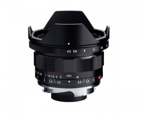 Voigtlander 15mm F4.5 III VM Mount Super-Wide-Heliar Lens