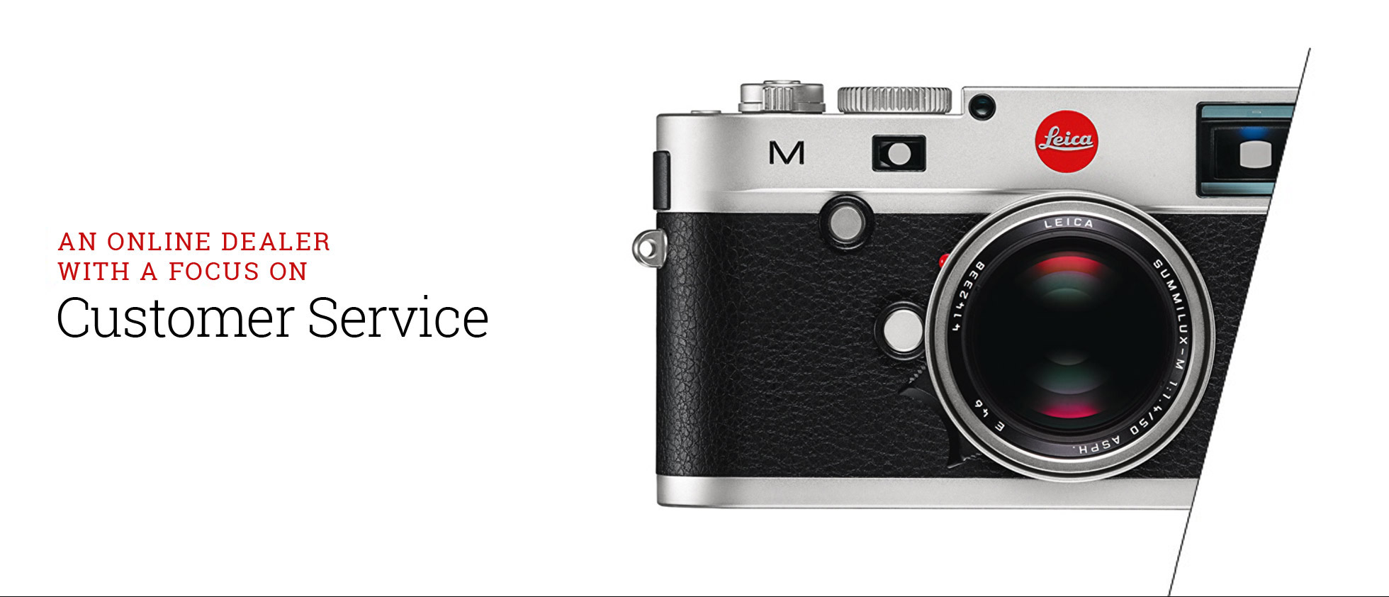 JK Cameras - Quality Pre-Owned Leica Cameras and Accessories